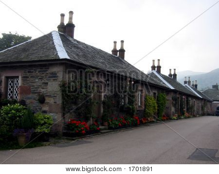 Rural Residential Houses, Scotland