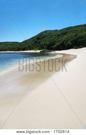 Deserted Beach Dream