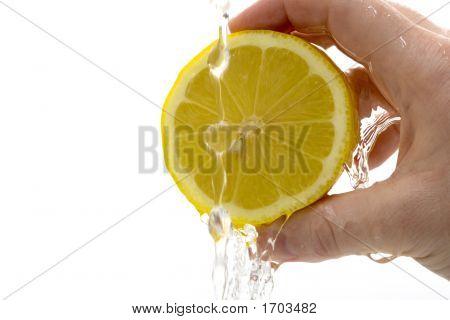 Hand Lemon Wash