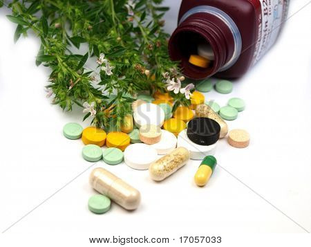 Chemical versus alternative medicine