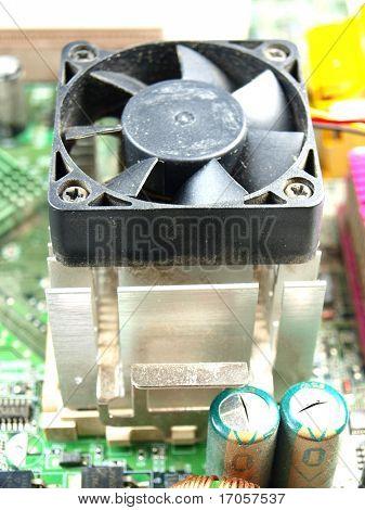 computer ventilator