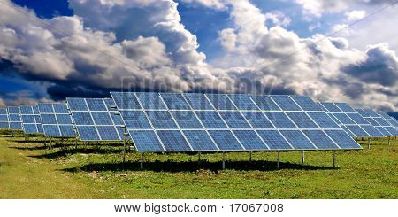 Fotovoltaic panels