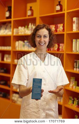 Offering Good Medicine