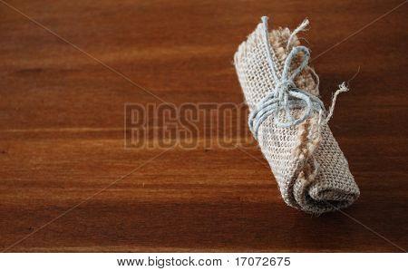 Burlap Bundle