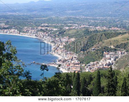Taormina Of Sicily