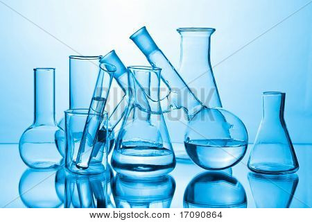 chemical laboratory equipment