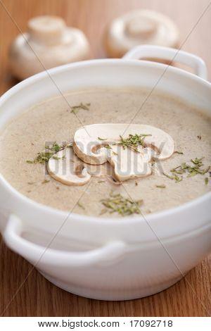 champignon cream
