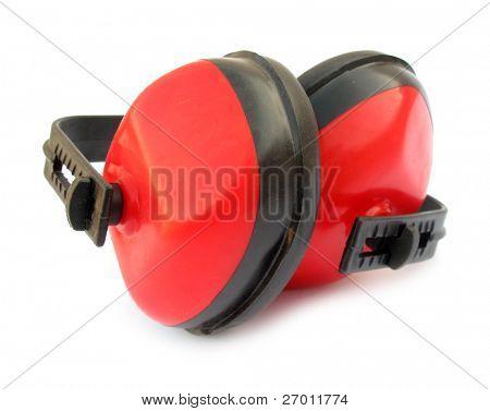 Protective earmuffs