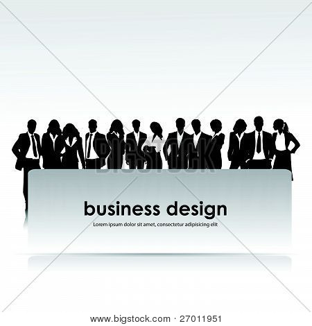 business concept dsign