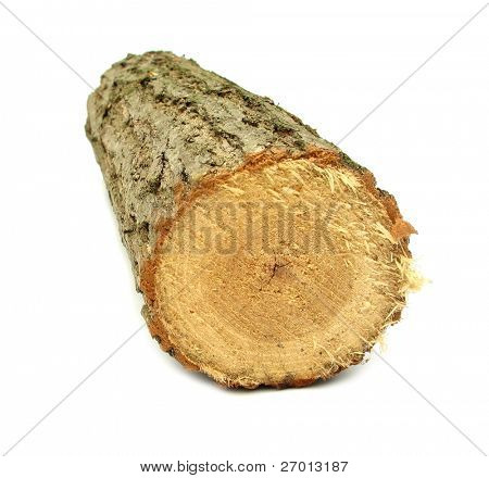 Timber lumber balk beam short