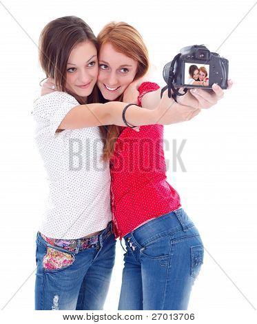 Girls With Camera