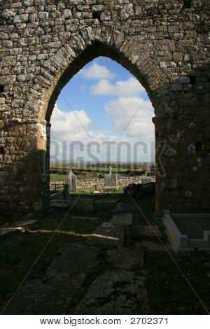 Church Arch View