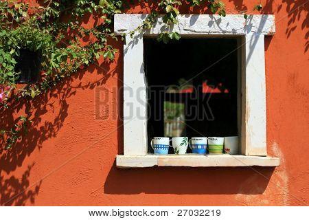 Italian style Window