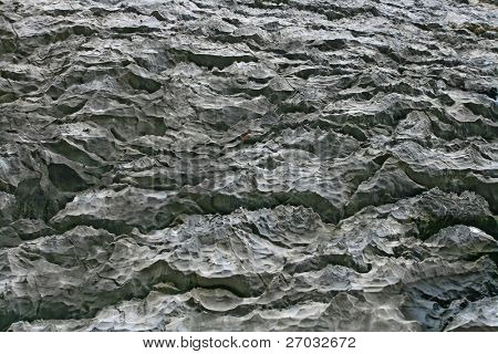 Pattern of Seamless rock texture and surface background closeup