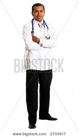 Médico permanente