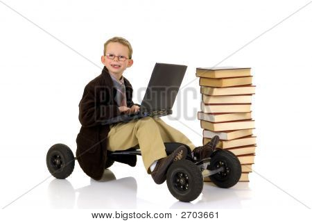 Prodigy Internet Library Surfing