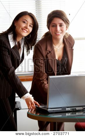 Female Business Partners