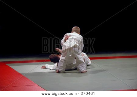 Judo Kid Wins #2
