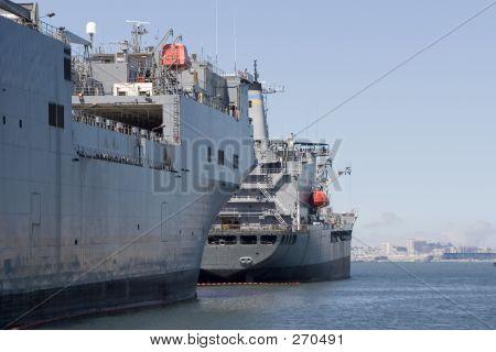 Cargo Ships 2
