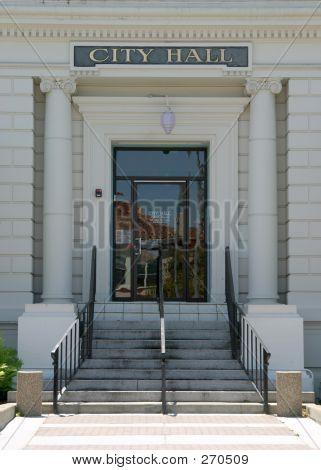 City Hall Entryway