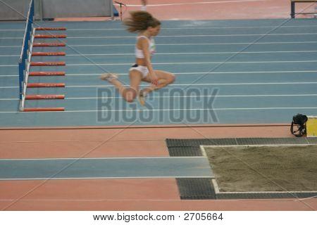 Salto em comprimento