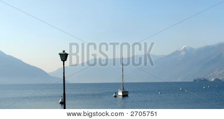 Landscapes Series - Ascona (Swiss)