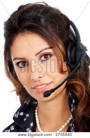 Representante de serviços ao cliente