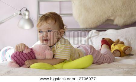 Reacción del bebé
