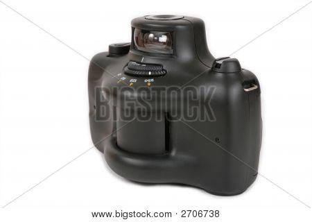 Panoramic Camera Half-Turned
