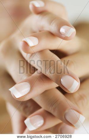 Unhas do dedo