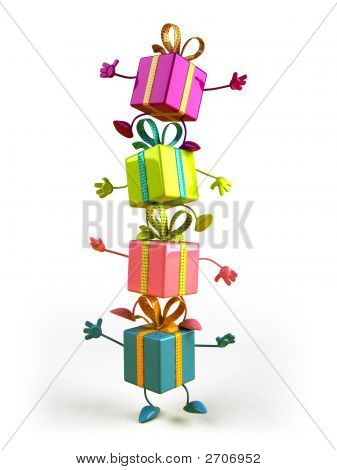Tower Of Gifts