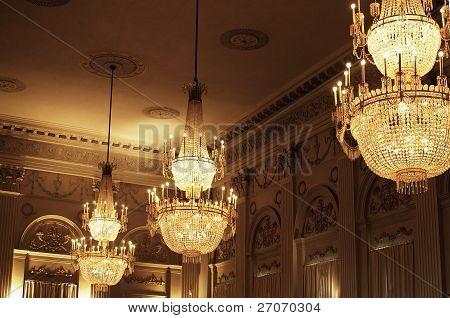 Festive Room