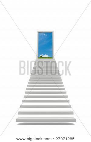 Steps To The Sky