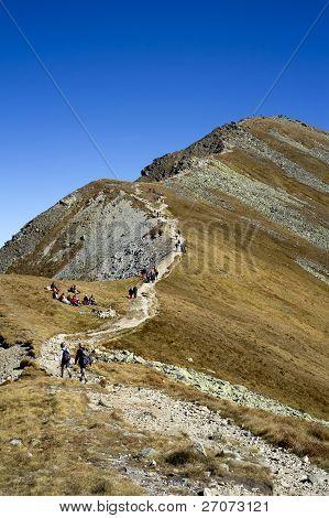 Alpinism in Western Tatras