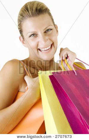 Glücklich Shopper