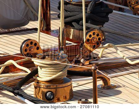 Luxury Yacht