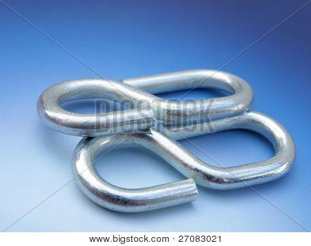 metallic  hook