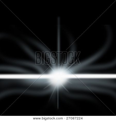 Big bang background
