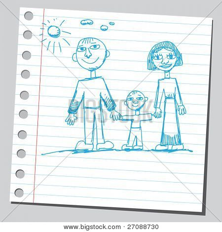 Scribble family