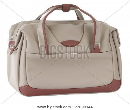 Doctor`s bag. Isolated