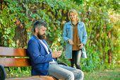 Great Date Tips. Love Relations Romantic Feelings. Romantic Concept. Couple In Love Romantic Date Wa poster