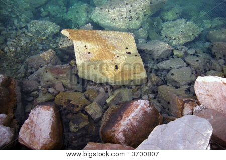 Thassos Island Greece - Sea Background