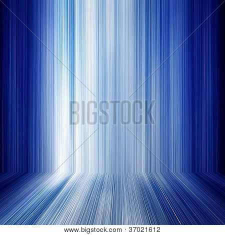 abstract motion interior