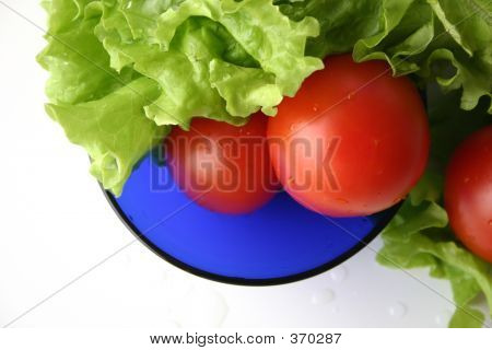 RGB-Salat Serie