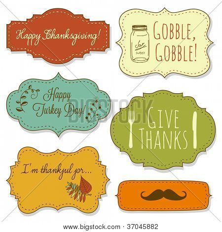 Happy Thanksgiving-Bilder