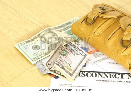 Problems Paying Bills