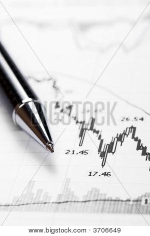 Business Chart - Crash