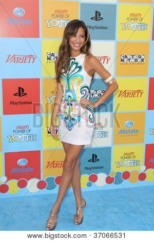 LOS ANGELES - SEP 15:  Kelsey Chow arrives at the Variety's Power Of Youth Event at Paramount Studios on September 15, 2012 in Los Angeles, CA