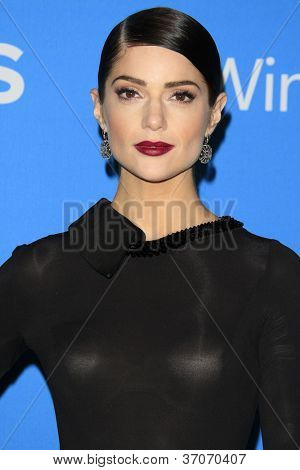 LOS ANGELES - SEP 18: Janet Montgomery at the CBS 2012 Fall Premiere party at Greystone Manor on September 18, 2012 in Los Angeles, California