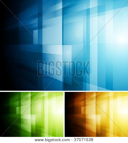 Bright technology background. Vector illustration eps 10